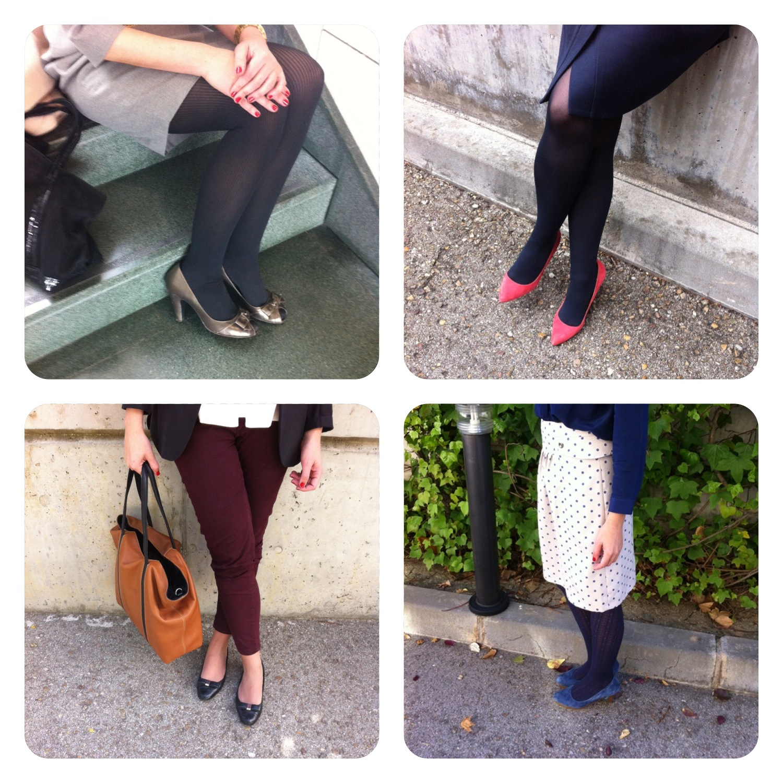 Zapatos working women workingoutfits - Zapatos collage ...