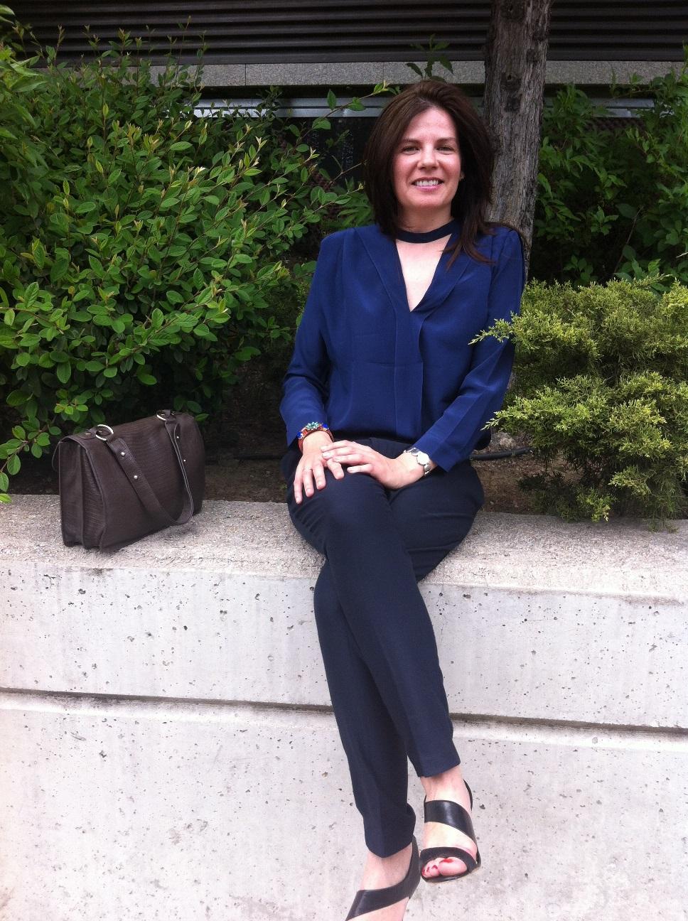 Outfits Azul Marino
