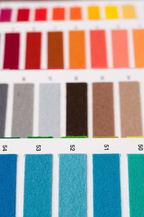 Los Colores en estilismos de trabajo