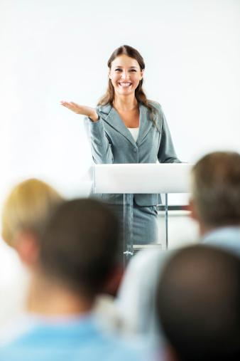 Impacta con tu imagen en una presentación en público
