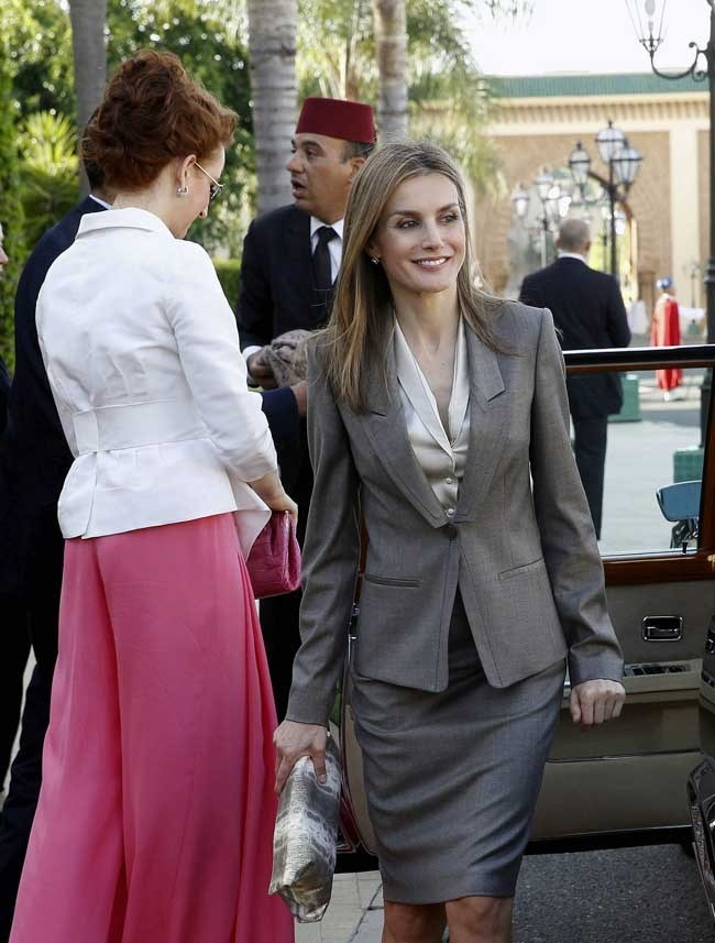 Los Working Outfits de Letizia
