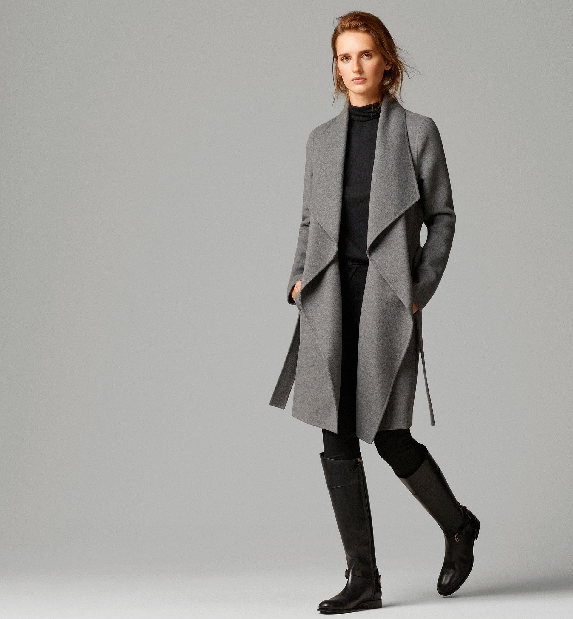 a59109028e5 abrigos plumas mujer massimo dutti
