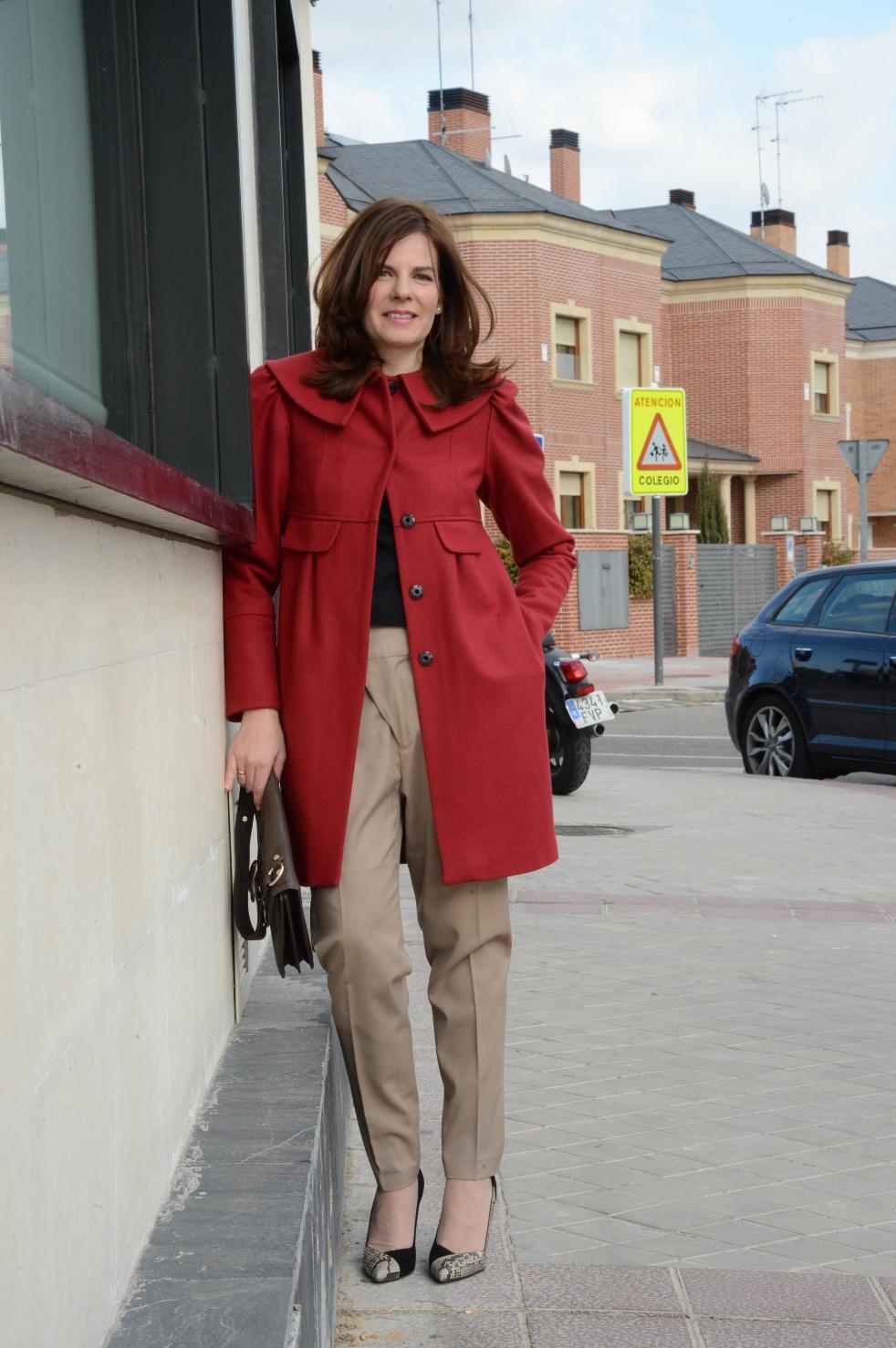 Outfit De Entretiempo