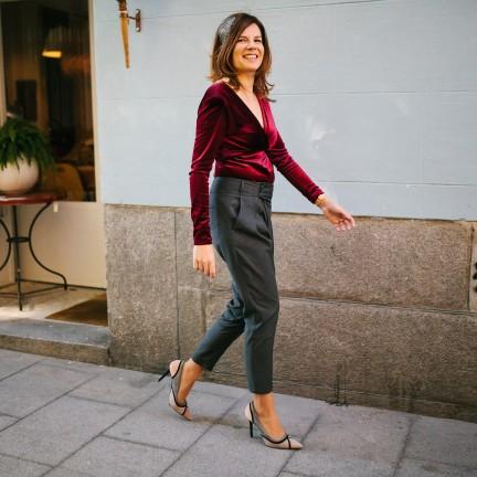 Los zapatos en la imagen profesional