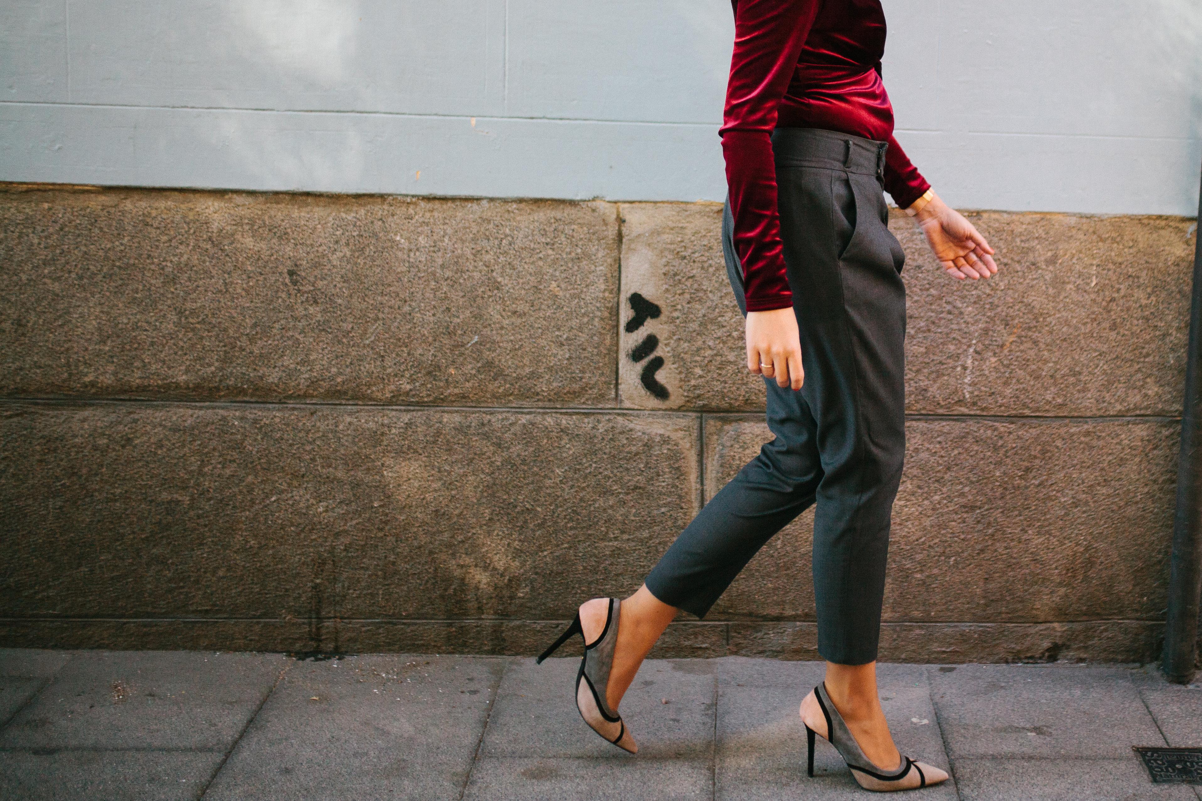 La importancia de los zapatos en la imagen