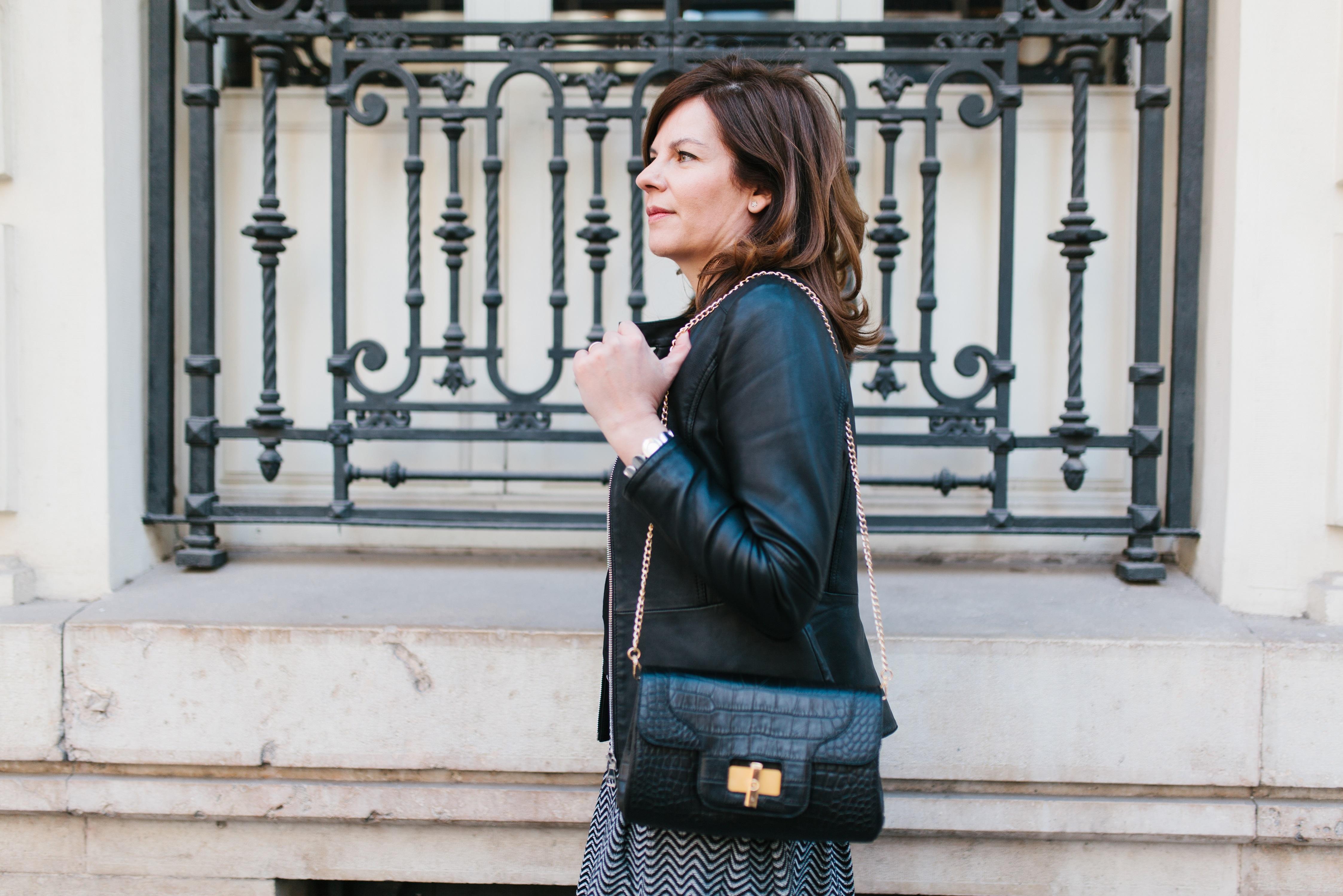 Un Outfit Muy Urbano Para Ir De La Oficina Al Afterwork