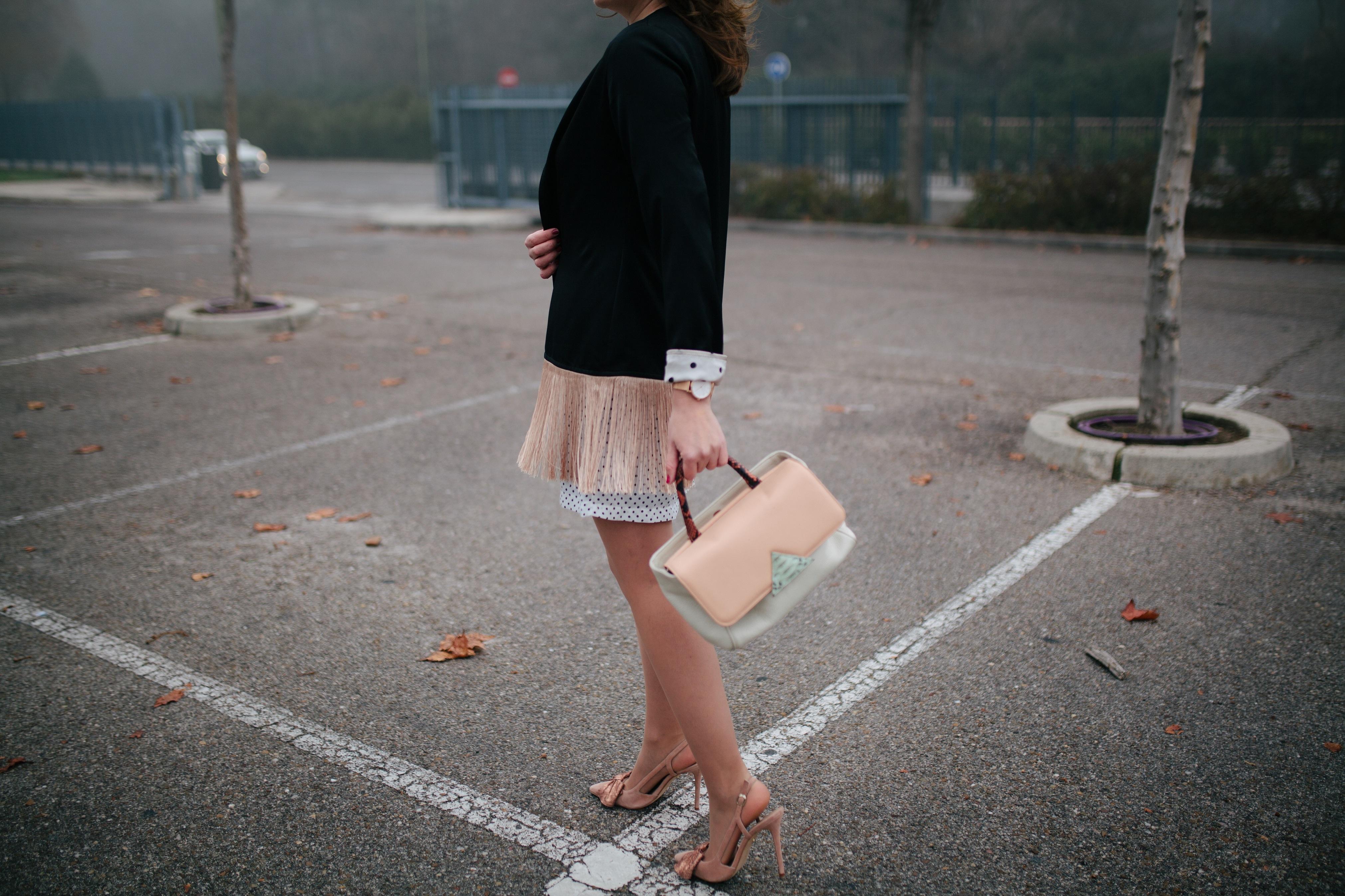 Un outfit con un toque muy andaluz
