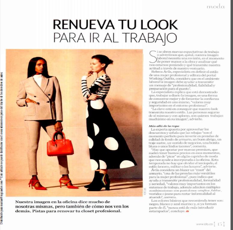 Revista Alo Colombia: Renueva tu look oficina