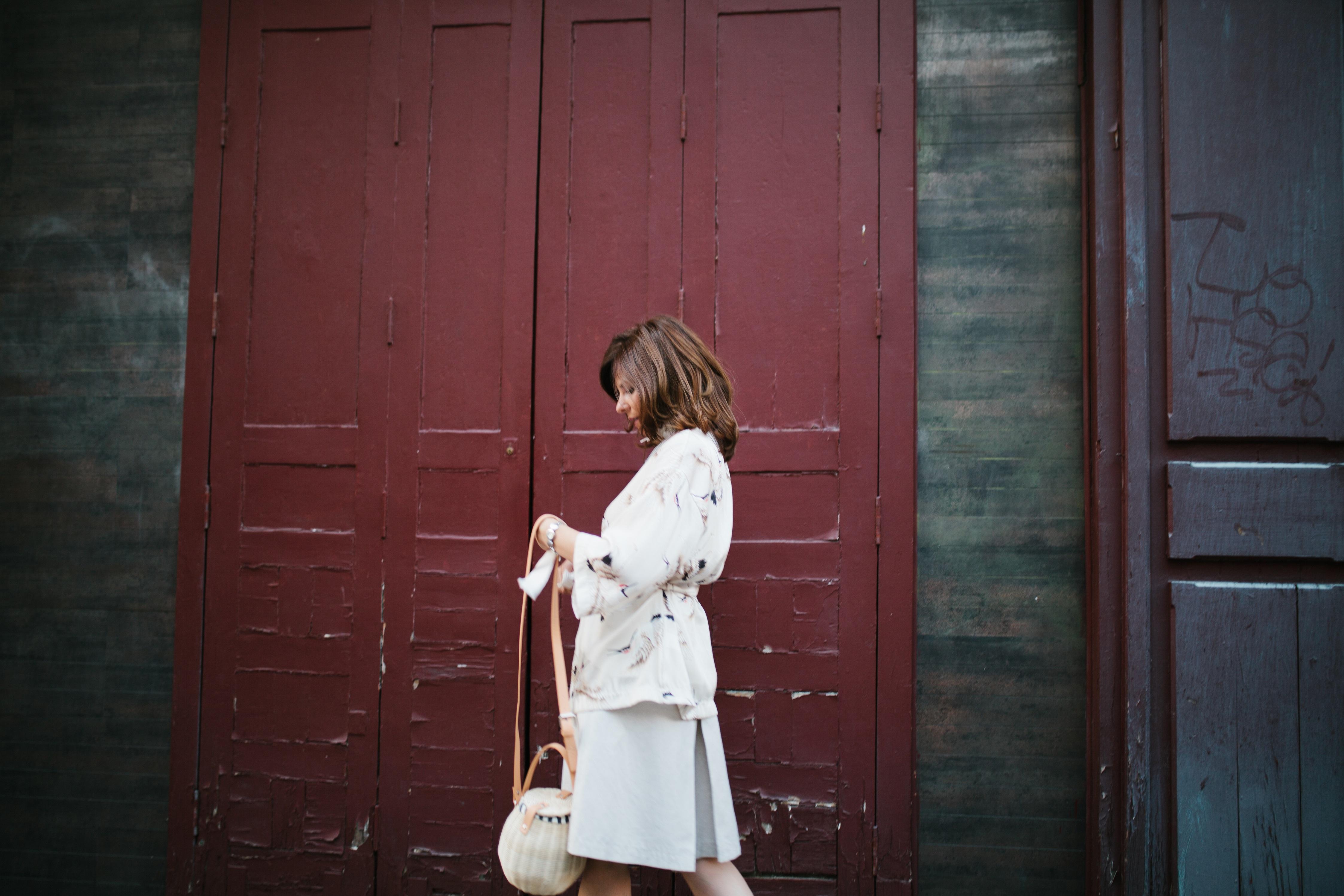 El kimono, la blazer del verano