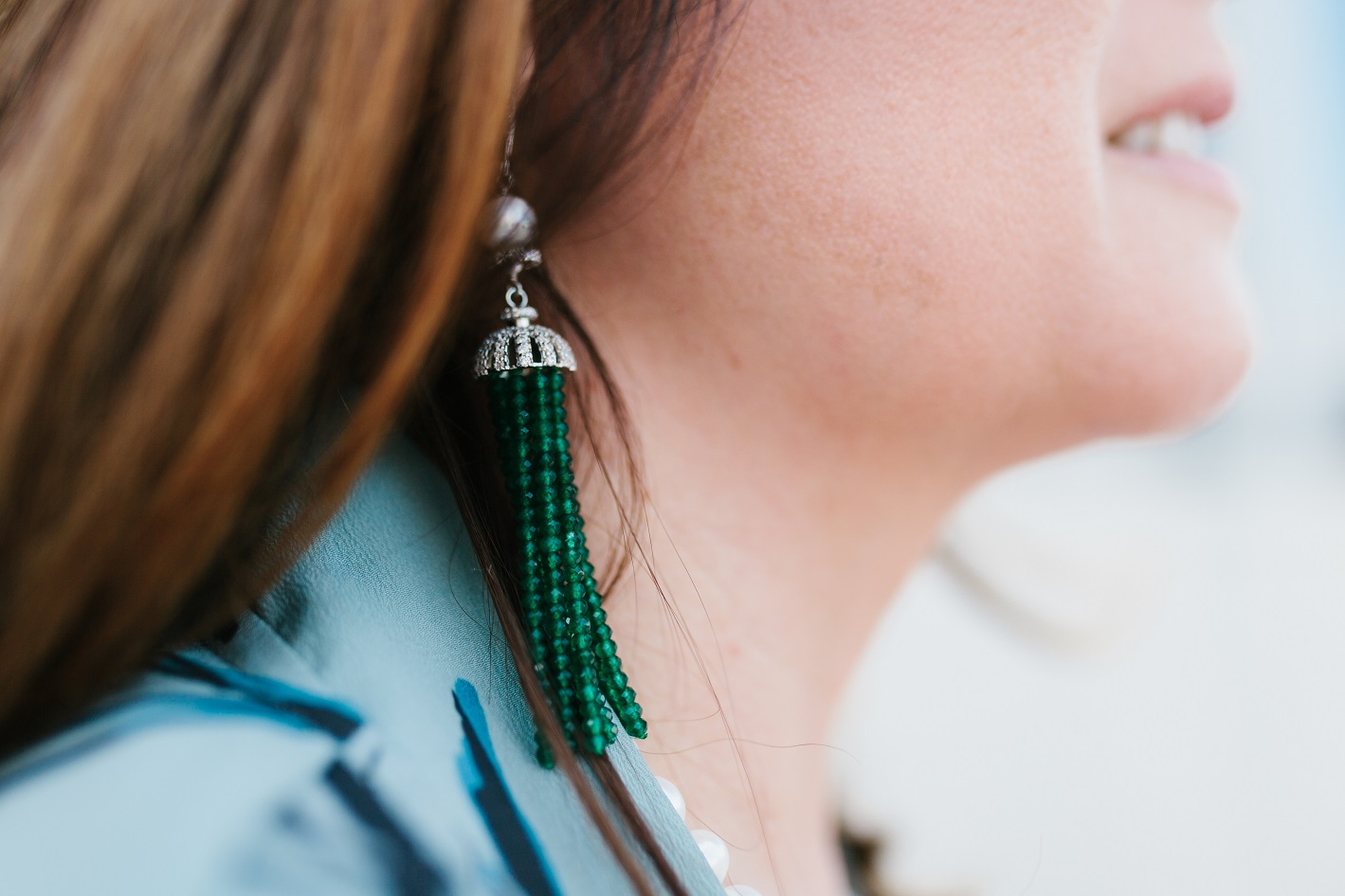 Pendientes VIvianShen para un effortless chic