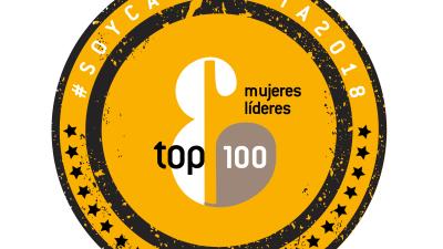 Candidata a las TOP 100 Mujeres Líderes