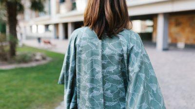 Kimono para un casual chic de verano