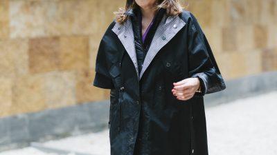 Cómo vestir elegante en días de lluvia
